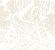 Foliage Heart II Sticker