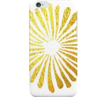 Gold Daisies iPhone Case/Skin