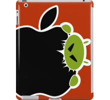 Android Bite Apple iPad Case/Skin