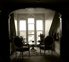 Chairs to a View by S Scaife