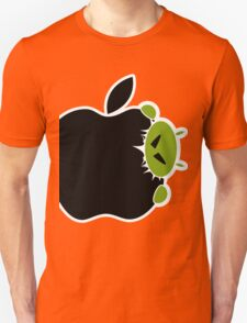 Android Bite Apple T-Shirt