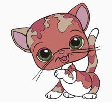 Littlest Pet Shop Cat One Piece - Long Sleeve