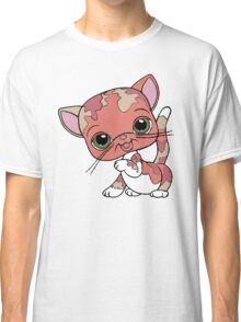 Littlest Pet Shop Cat Classic T-Shirt