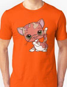 Littlest Pet Shop Cat Unisex T-Shirt