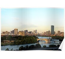 Charles River from StuVi2 Poster