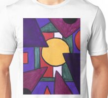 Geometric Perception Unisex T-Shirt