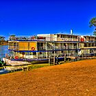 The Murray River Queen by John Miner
