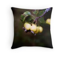 fruit of the poisoned tree Throw Pillow