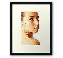 Goldrush Framed Print
