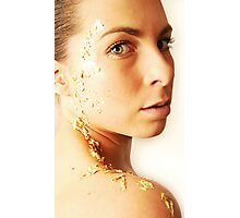 Goldrush Photographic Print
