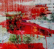 Red Paint by Lynne Haselden