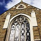 St James Church by Karen E Camilleri