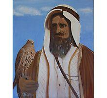 Hawks of Desert. Photographic Print