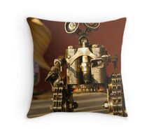 WALL-E NUTS Throw Pillow
