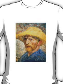 Vincent Van Gogh self portait T-Shirt