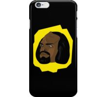 I am not a merry man. iPhone Case/Skin