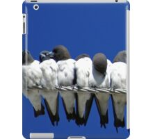 Seven Swallows Sitting iPad Case/Skin