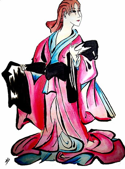 Geisha by MissTemptress