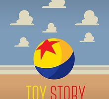 Toy Story Minimalism by marbo92