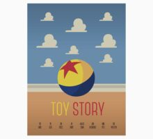 Toy Story Minimalism Baby Tee