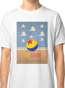 Toy Story Minimalism Classic T-Shirt