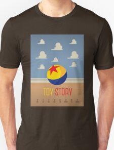 Toy Story Minimalism T-Shirt