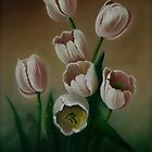 The Divine Tulip by Micheal Giddens