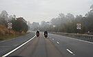Motorcycle Series #3 - 110 Km by Evita