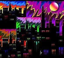 """""""IntenseCity: Urban LED"""" by Steve Farr"""