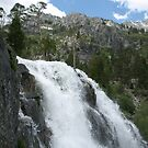 Eagle Falls 1 by Jon  Johnson