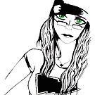 Emo Girl by MissTemptress