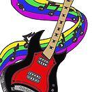 Guitar by MissTemptress