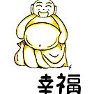 Golden Budda by MissTemptress