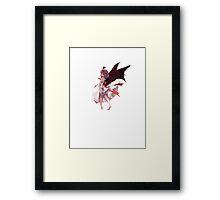 Touhou Framed Print