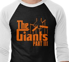 The GIANTS Men's Baseball ¾ T-Shirt