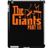 The GIANTS iPad Case/Skin