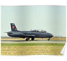 A7-80 - Macchi MB326H - Australian International Airshow 2001 Poster