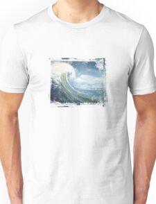 Big Wave - 4406 views Unisex T-Shirt