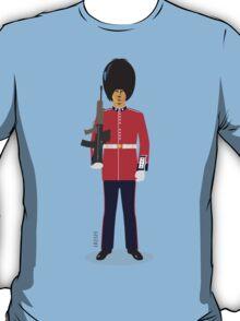 Irish Guard Soldier T-Shirt