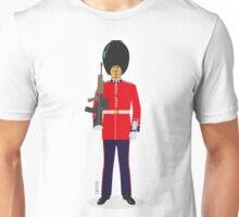 Irish Guard Soldier Unisex T-Shirt