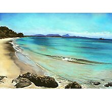 Wategos Beach- Byron Bay Photographic Print