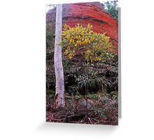 Pagoda Land Greeting Card