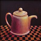 Teapot by Alice Mason