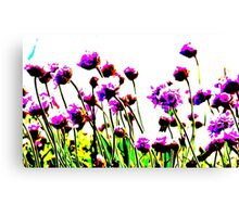 """"""" Are You Alright Flower ?  """" Canvas Print"""