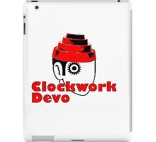 a clockwork devo iPad Case/Skin