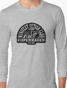 ManiFest Fetish Club Copenhagen Long Sleeve T-Shirt