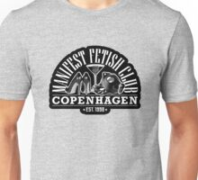 ManiFest Fetish Club Copenhagen Unisex T-Shirt