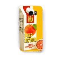 pulp fiction juice box Samsung Galaxy Case/Skin