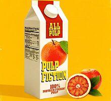 pulp fiction juice box by mayarose00
