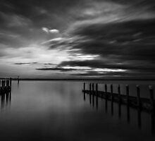 Watkins Bay, Mornington Peninsula  by Christine  Wilson Photography